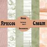 Extra Apricot Cream Backgrounds