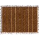 Brown Striped Swatch