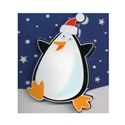 sticker penguin