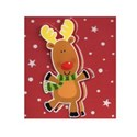 sticker reindeer
