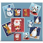Christmas Tags & Stickers really cute!