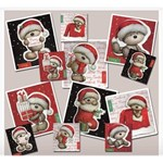 Christmas Tags n Stickers 2