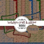 Christmas Craft & Glitter