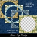 Frame A Page Overlays #1 Cover