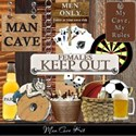 Man Cave Kit Cover 1