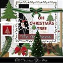 Oh Christmas Tree Kit Cover 1