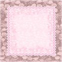 pink old background paper