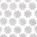 Falling Snowflakes Overlay