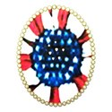 patriotic daisy pin 1