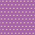 purple cupcake layering paper