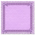 lilac lace ribbon bow paper