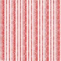 paper 11 striped circles red