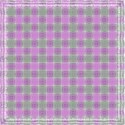 pink lilac check layer  layering paper