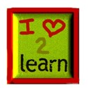 love to learn button