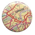London map badge