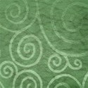 grey green swirl texture layering paper