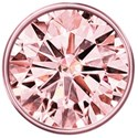 diamond stud pink
