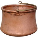 copper pot large