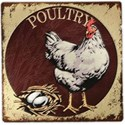 poultry sign