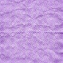 lilac flower scrunch paper
