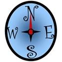Compass - Blue