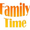 Word Art - Family Time YO