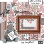 Hippo Hooray! Kit ~ Free for a limited time!