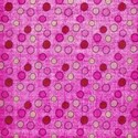 pink spot darker layering paper