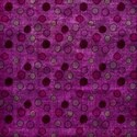 plum spotty layering paper