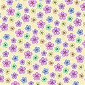 flower power background paper