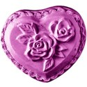 purple heart rose