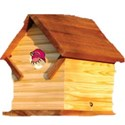 birdhouse wooden