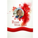 rose with me