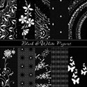 Black and White Papers Cover
