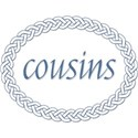 cousins--oval