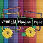 Gingham Kit by Mikki