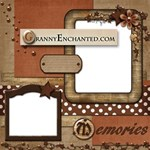 Granny Enchanted s Rusty Music Kit