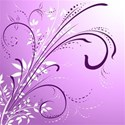 purple swirl background