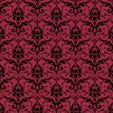 victorian damask red and black background