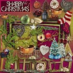 Shabby Christmas Vol1 + Alpha