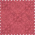 small pink paper scrap layering paper