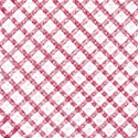 checked pink layering paper