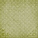 gypsy rose background paper green