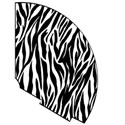 Printable Zebra Party Hat