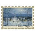 silent night stamp