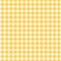 orange gingham background