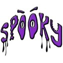 purple spooky