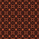 pumkin pattern background paper