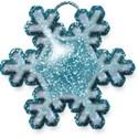 SnowflakeCharm