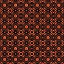 pumkin pattern paper